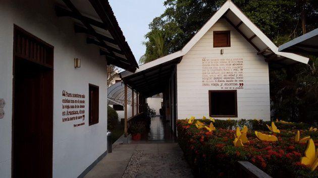 Casa Museo Gabriel García Márquez, en