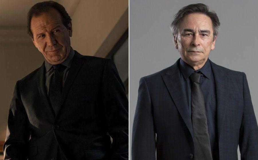 Cómo se llaman y cómo visten los protagonistas de 'El Ministerio del Tiempo'