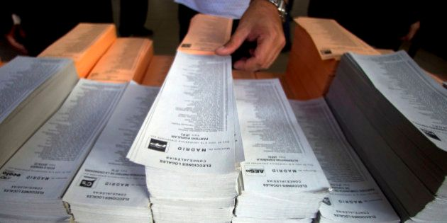 Voto blanco, nulo y abstención, ¿a quién beneficia cada