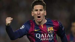 Mira los mejores momentos de Messi en la Liga