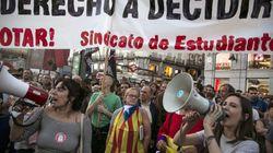 Convocan una protesta en Sol el 1-O a favor del derecho a decidir y contra la