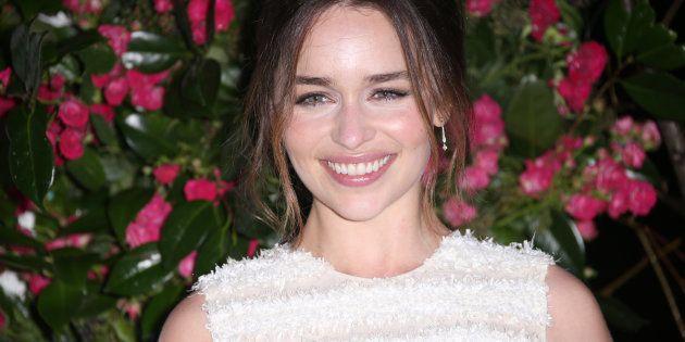 La actriz Emilia