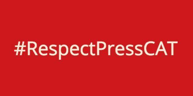 Reporteros Sin Fronteras reclama respeto al ejercicio del periodismo en