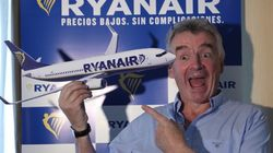 Ryanair no puede cobrar gastos de gestión a los afectados por las