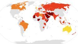 ¿Qué países castigan la blasfemia (aparte de