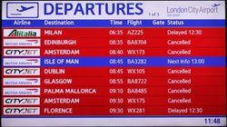 Un fallo informático provoca el caos en decenas de aeropuertos de todo el
