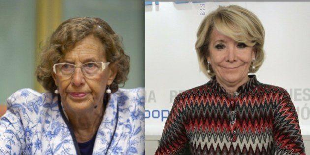 El sondeo de Metroscopia da empate técnico a Aguirre y Carmena en el Ayuntamiento