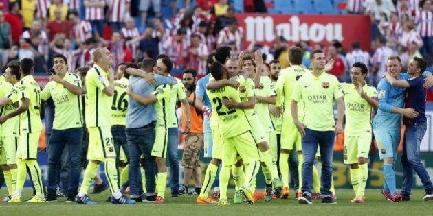 El Barcelona, campeón de