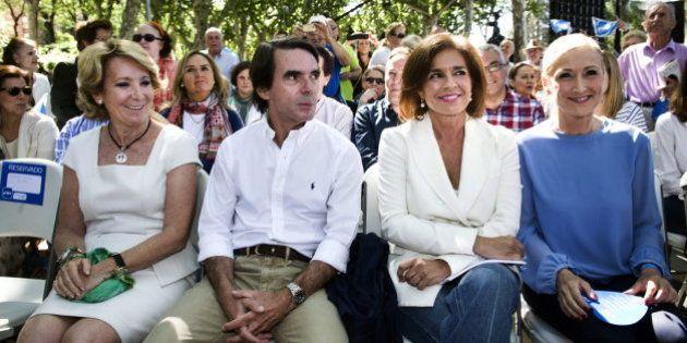 Aznar reivindica, con sus aciertos y errores, el legado de libertades del