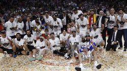 El Real Madrid se proclama campeón de Europa veinte años