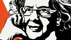 Manuela Carmena, la musa: diseñadores e ilustradores hacen campaña por ella