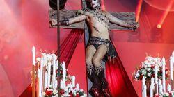 La Fiscalía investiga al drag que ganó el carnaval de Las Palmas vistiéndose de Virgen y de Cristo