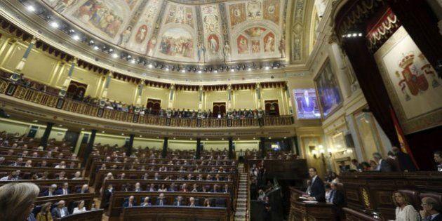 El Congreso da marcha atrás y anula un acto con víctimas de ETA y los