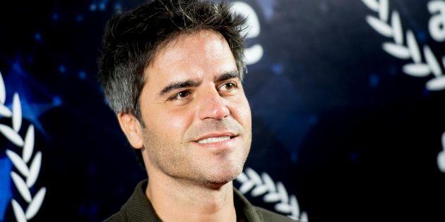 Ernesto Sevilla, durante una gala de TVE en diciembre de