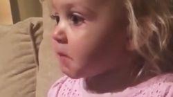 Si esta niña no te emociona ni un poquito no sabemos qué puede