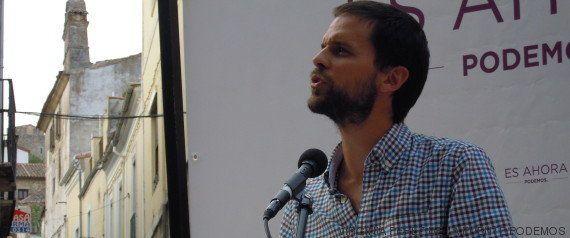 Álvaro Jaén, de Podemos Extremadura:
