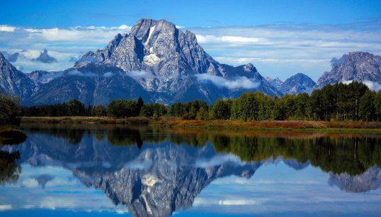 14 fotos de paisajes y sus reflejos que te pondrán patas