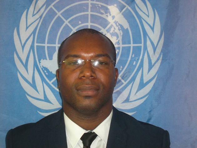 Domingos Mazivila, asesor económico para la oficina en Guinea Ecuatorial (además de São Tomé y Principe)...