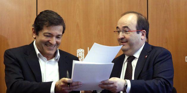 Javier Fernández y Miquel