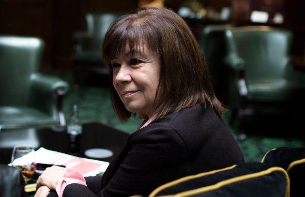 Cristina Narbona: