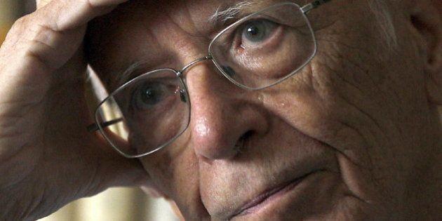 El filósofo Emilio Lledó, premio Princesa de Asturias de Comunicación y Humanidades