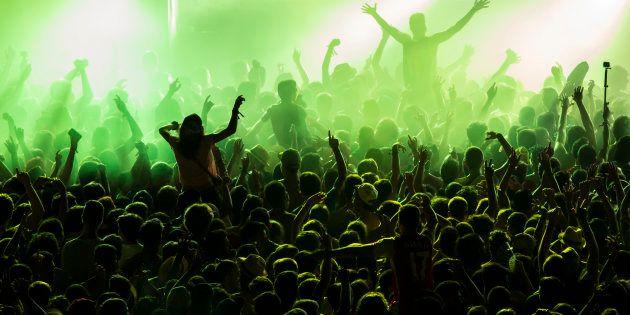 El público del Arenal Sound de Burriana en agosto de
