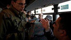 Israel suspende el 'apartheid' de palestinos en los