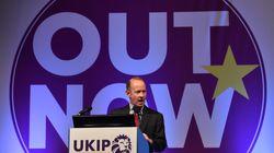 Henry Bolton, nuevo líder del eurófobo