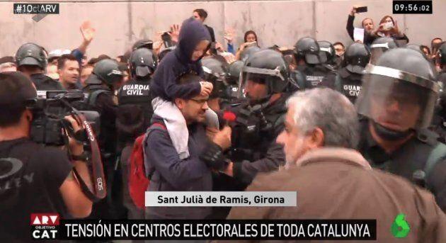 1-O, referéndum en Cataluña: en