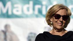 Carmena admite que se planteó abandonar el debate con