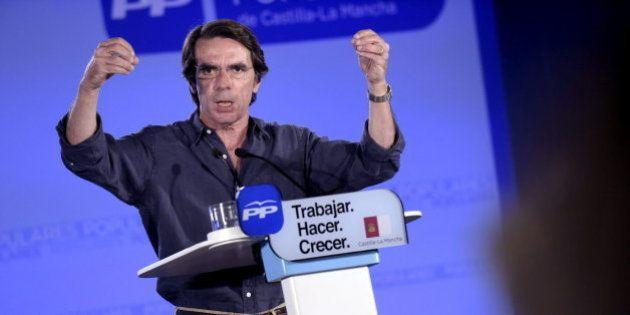 Aznar, citado hoy en los juzgados de Madrid por decir que Venezuela financió a