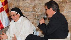 Sor Lucía, la monja