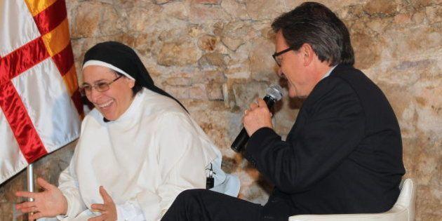 Sor Lucía Caram, la monja