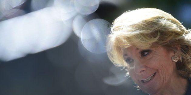 Aguirre denuncia ante la Fiscalía la filtración de su declaración de la