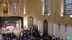 Podemos registra una propuesta en el Congreso para eliminar las misas católicas en