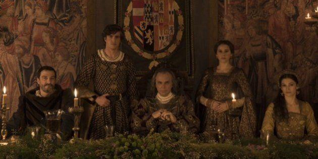 TVE cubre el salto entre 'Isabel' y 'Carlos, Rey Emperador' con una