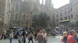 La Barcelona que no interesa estos