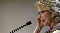 Esperanza Aguirre, o el látigo