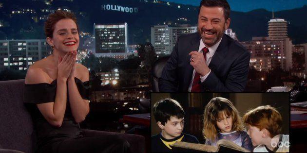 La manía de Emma Watson que le creó un trauma rodando 'Harry