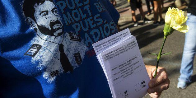Trapero no participa de una reunión de Mossos, Policía Nacional y Guardia Civil en la Delegación del