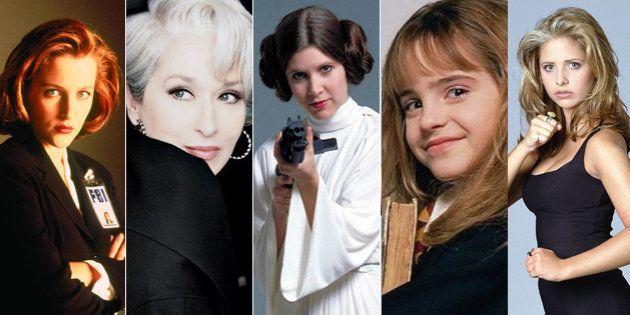 Estos son los personajes femeninos favoritos de