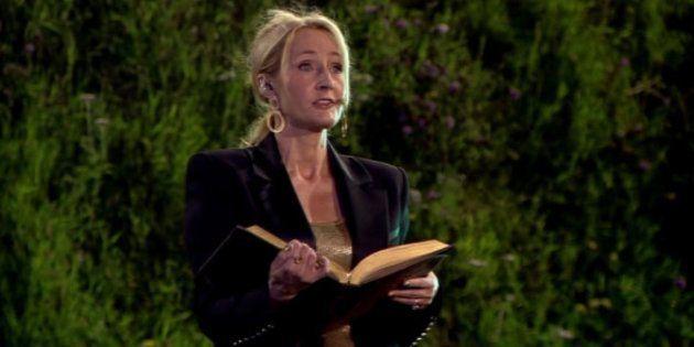 J.K Rowling, creadora de 'Harry Potter', califica la actuación policial del 1-O como