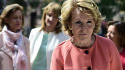 Aguirre se indigna con los que dicen que es ella la filtadora de su
