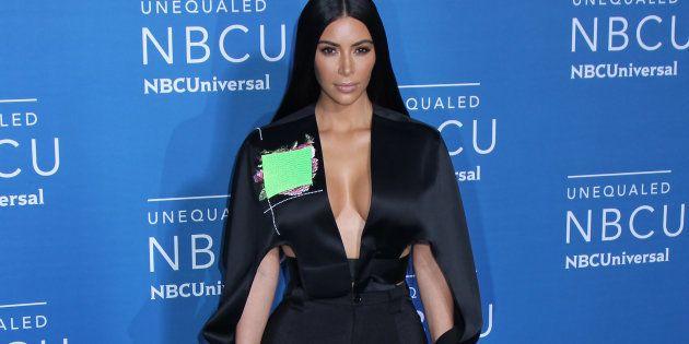Kim Kardashian destroza a Trump con su respuesta a un tuit del