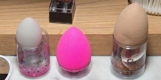 Las esponjas de maquillaje de la marca