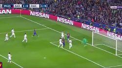 Mira el taconazo con el que Iniesta ha conquistado a las redes