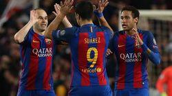 El Barça obra el milagro y se clasifica para cuartos de la Champions tras vencer (6-1) al