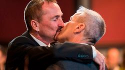 Alemania celebra su primer matrimonio