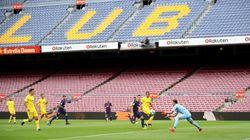 El Camp Nou como nunca lo habías