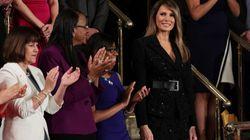 Melania Trump es más popular en EEUU que su marido, según la